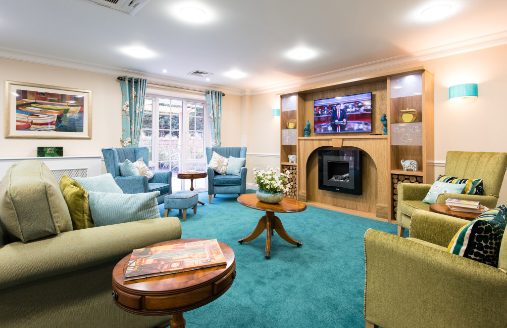 YTM Furniture – Hallmark Lakeview Care Home (lounge)