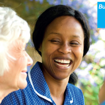 bupa care homes for sale