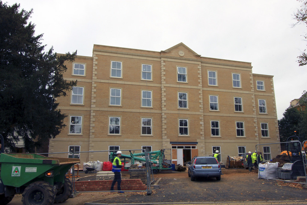care home construction