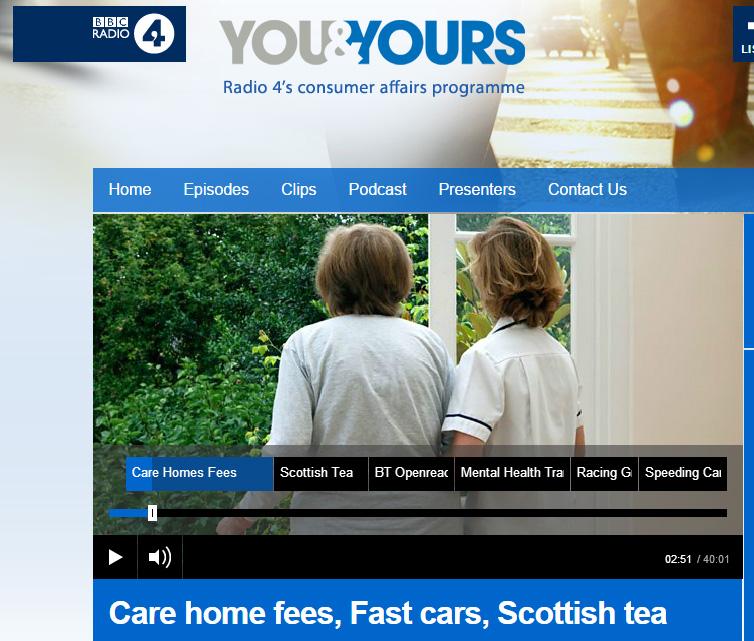 Radio 4 screengrab