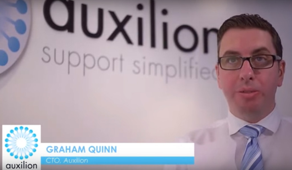 Auxilion video