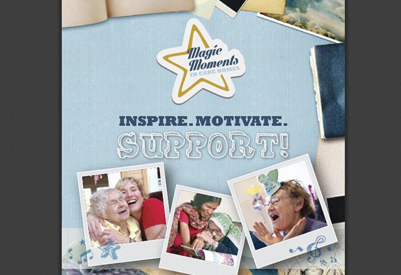 Magic Moments booklet