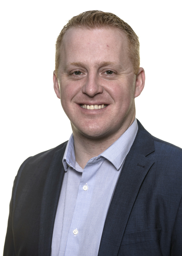 Matthew Speck, head of commercial sales at Karndean Designflooring