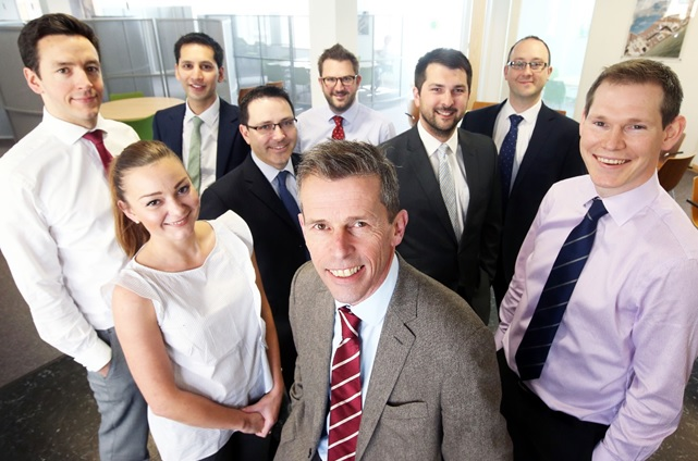 Castleoak Development team