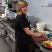 Dine Contract Catering's 100th apprentice – Beth Lowde