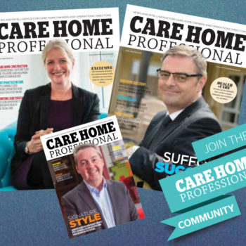 Care Home Professional house advert