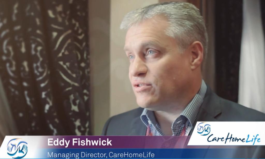 CareHomeLife Eddy Fishwick