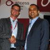 access and Mobizio CEOs