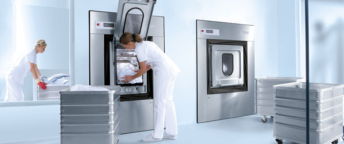 Miele Professional washing machines