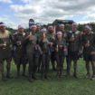 Wynbrook Tough Mudder team after event