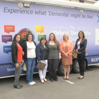Birchwood Grange Dementia Tour Bus image