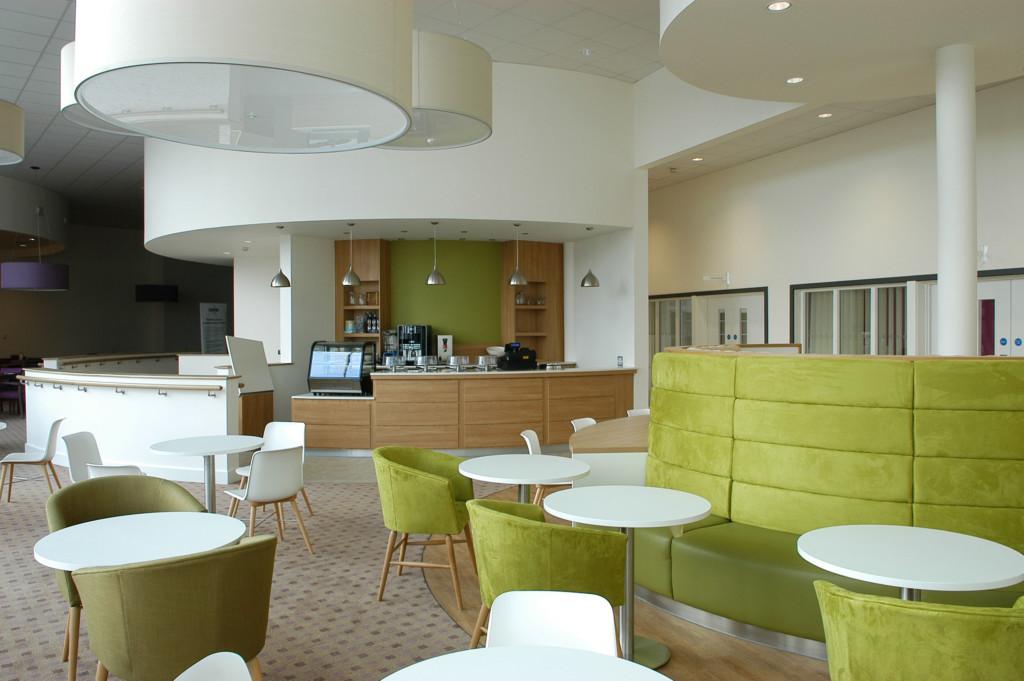 Cafe area 2