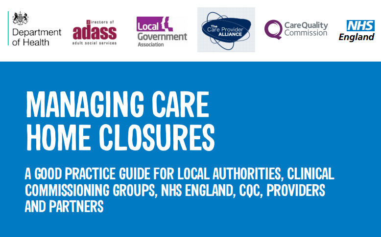 Care home closures