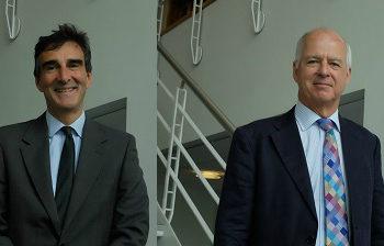 Tony Felton and Robbie Burns