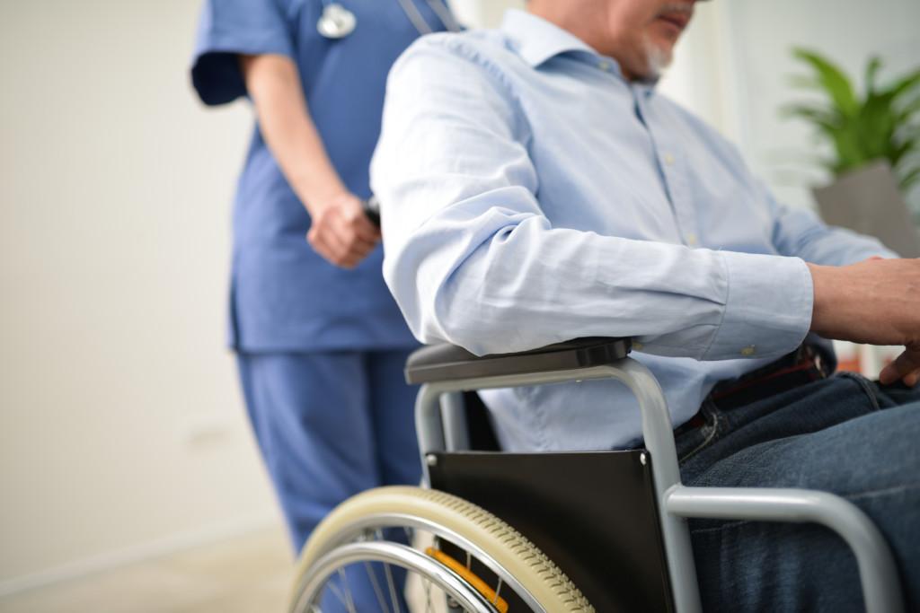 care home nurse