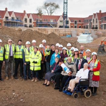 New Bupa Care Home in Haywards Heath