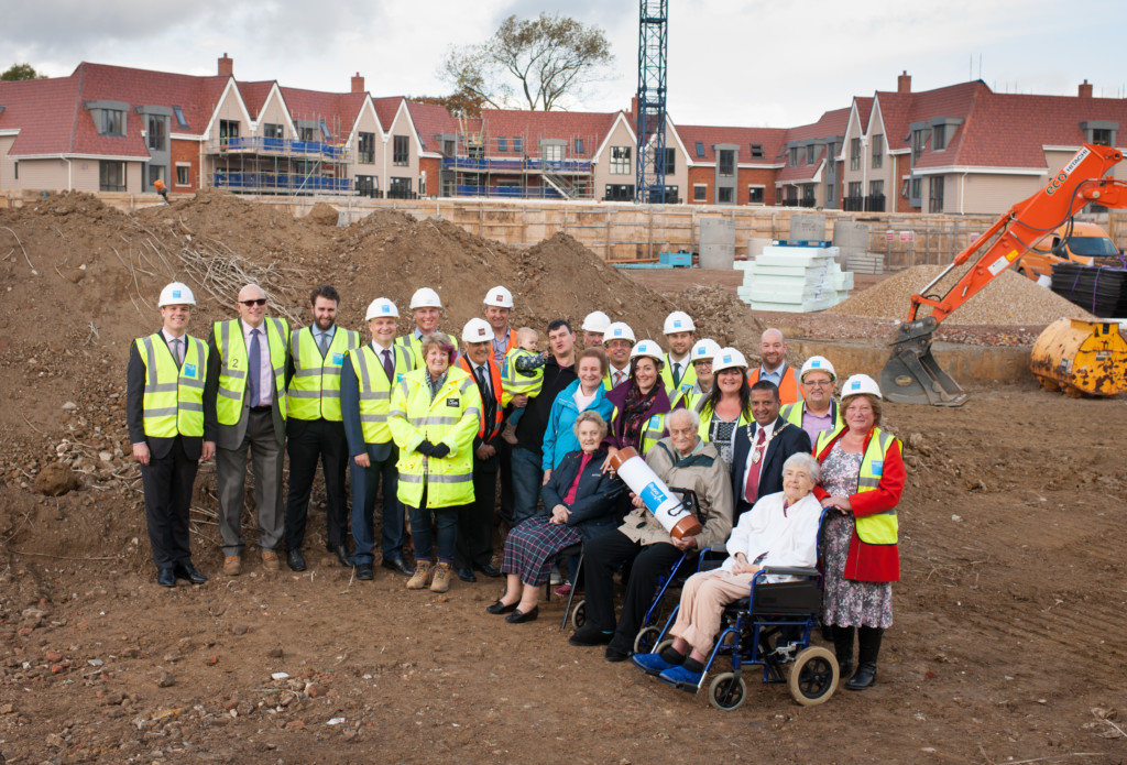 New Bupa Care Home in Haywards Heath