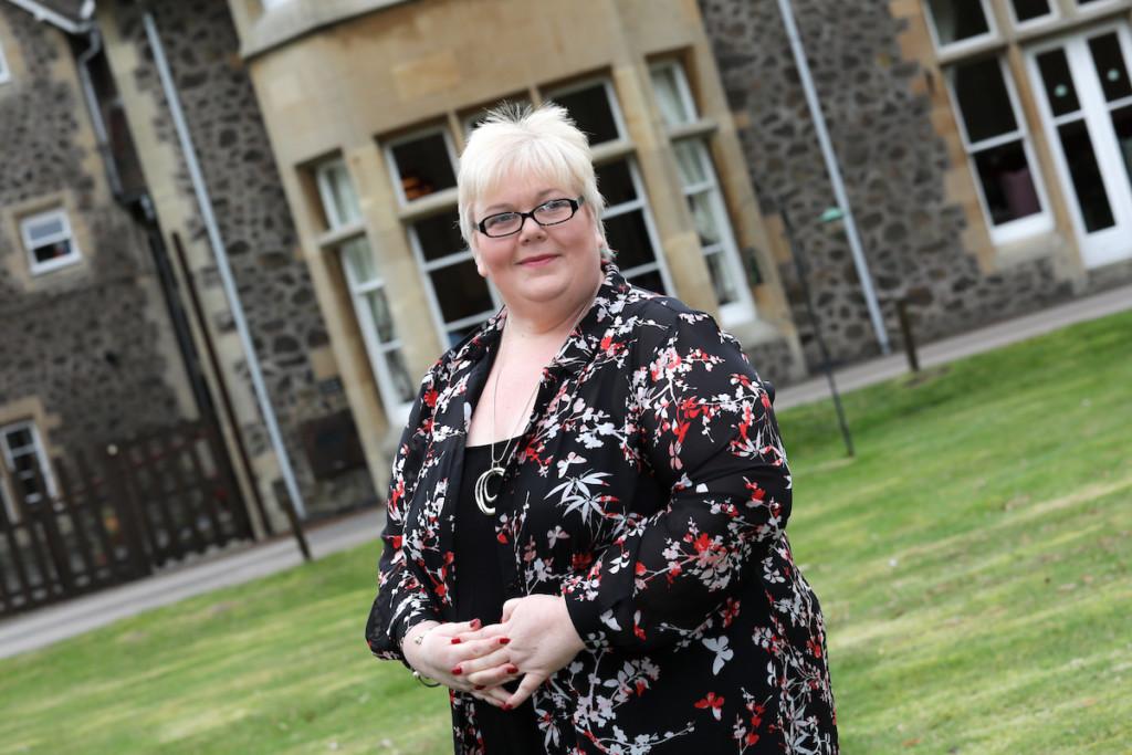 Maria Willis of Welland House Care Centre