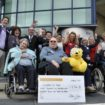 BBC studio tour is fitting thank you for care homes' Children in