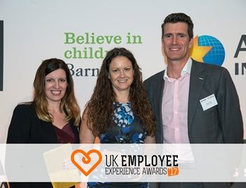 UK Employee Experience Awards – Awards Winners 2017 – Care UK LR