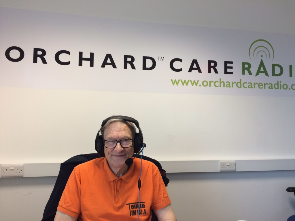 Orchard Care DJ Alan Potter