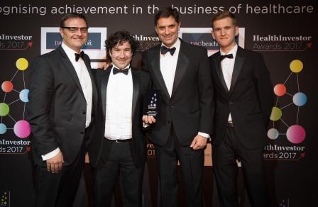 Care UK Health Investor Award LR