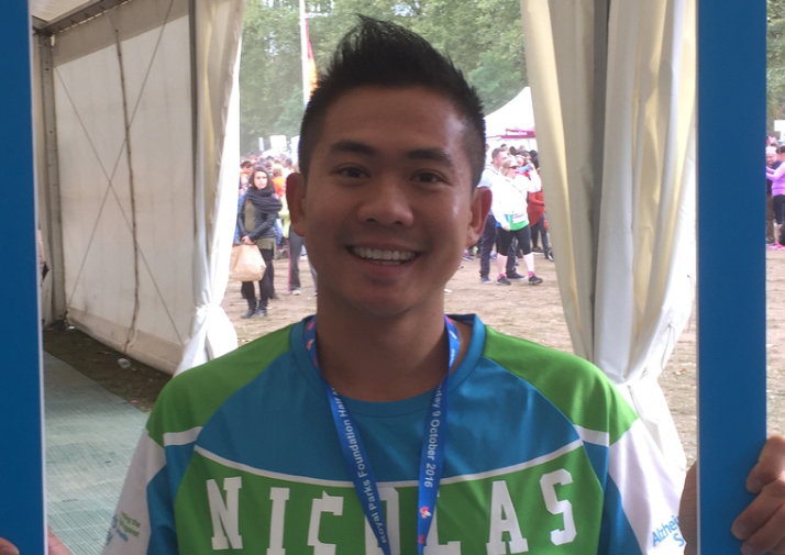 Nicholas Kee Mew
