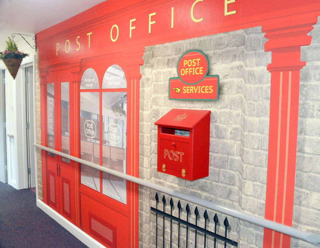 Springfield – Post Office Peter's Pics