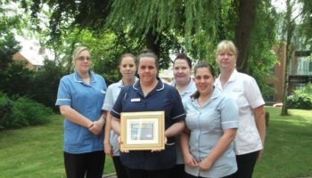 2 – Springbank Dementia Standard Award