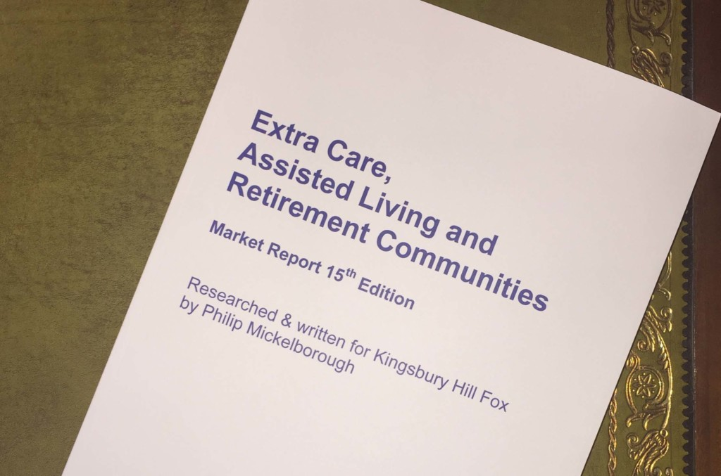 Extra Care Market Report 15th Edition I