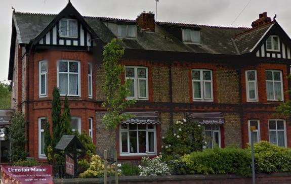 Urmston Manor