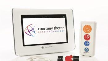 Courtney Thorne – Altra Care wireless nurse call system