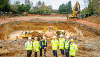 Banstead New Development Site –  Hallmark Care Homes.