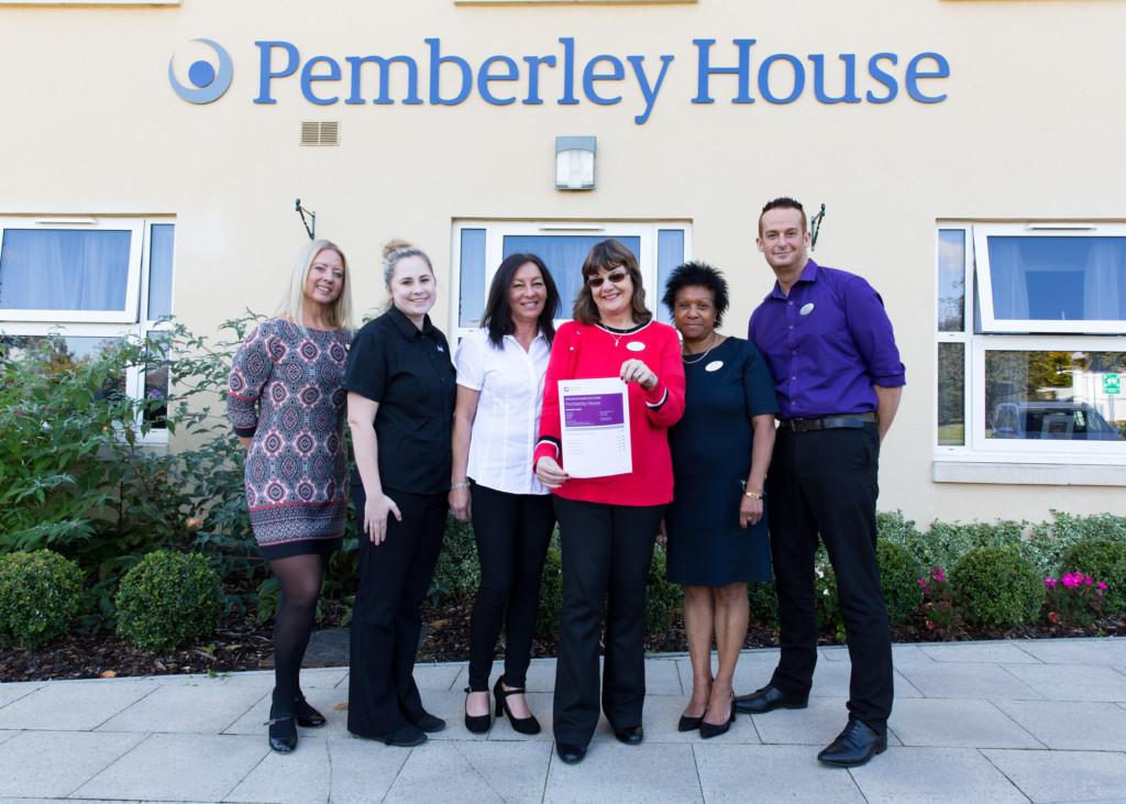 Pemberley House CQC 1