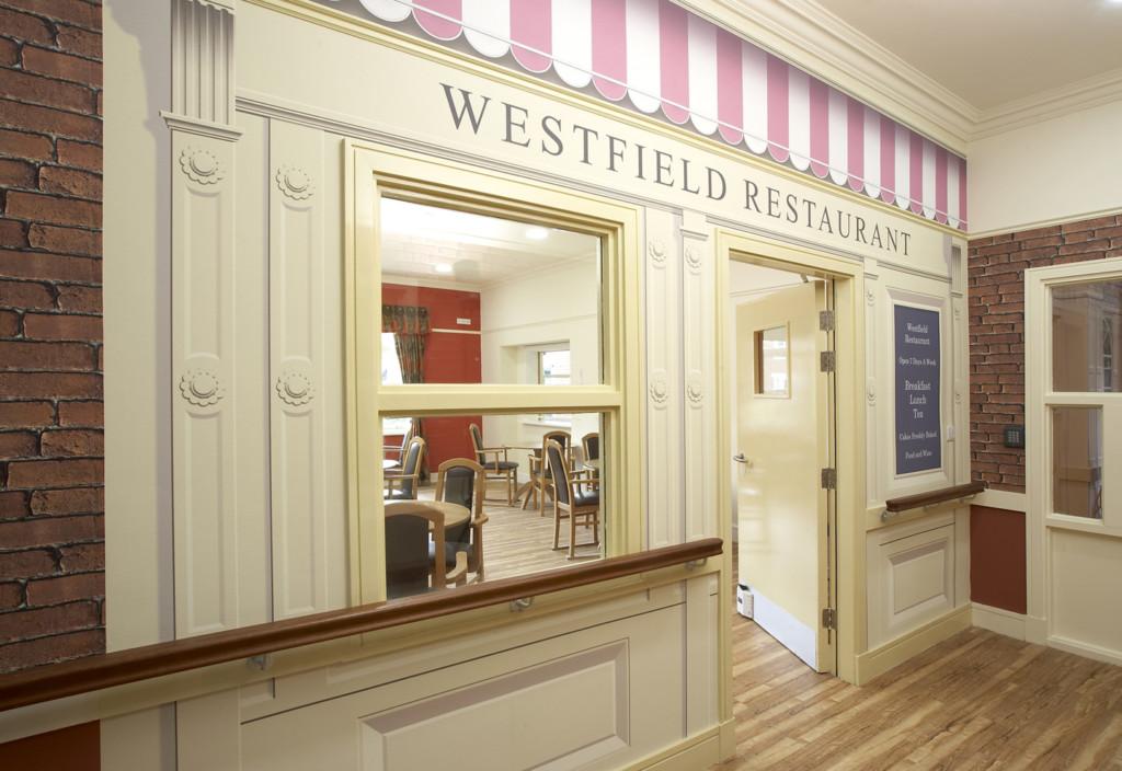 Westfield 53 x 68