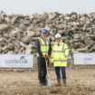 Castleoak-Abbeyfield_start on site