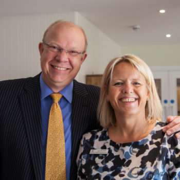 David Hines (Chief Executive Officer Encore) Izzy Nicholls (Operations.._