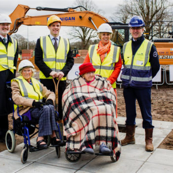 Whiteley Village Start on site with Castleoak_Feb18