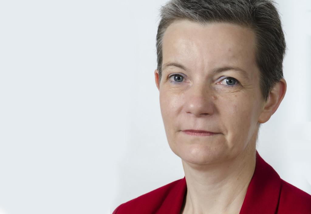 Andrea Sutcliffe, CQC Chief Inspector of Adult Social Care.