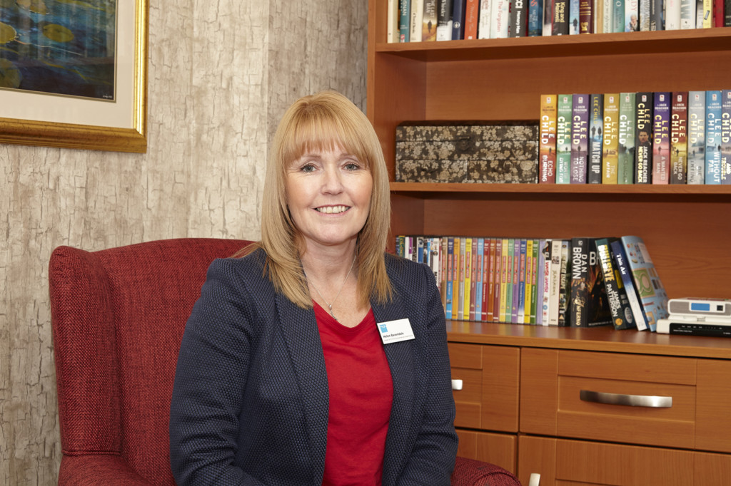 Helen Baxendale – Lead Nurse for Bupa Care Homes