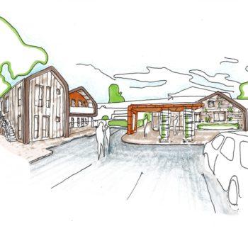 Bruce Lodge Illustration