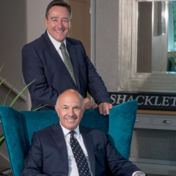 New team take their seats at furniture maker Shackletons
