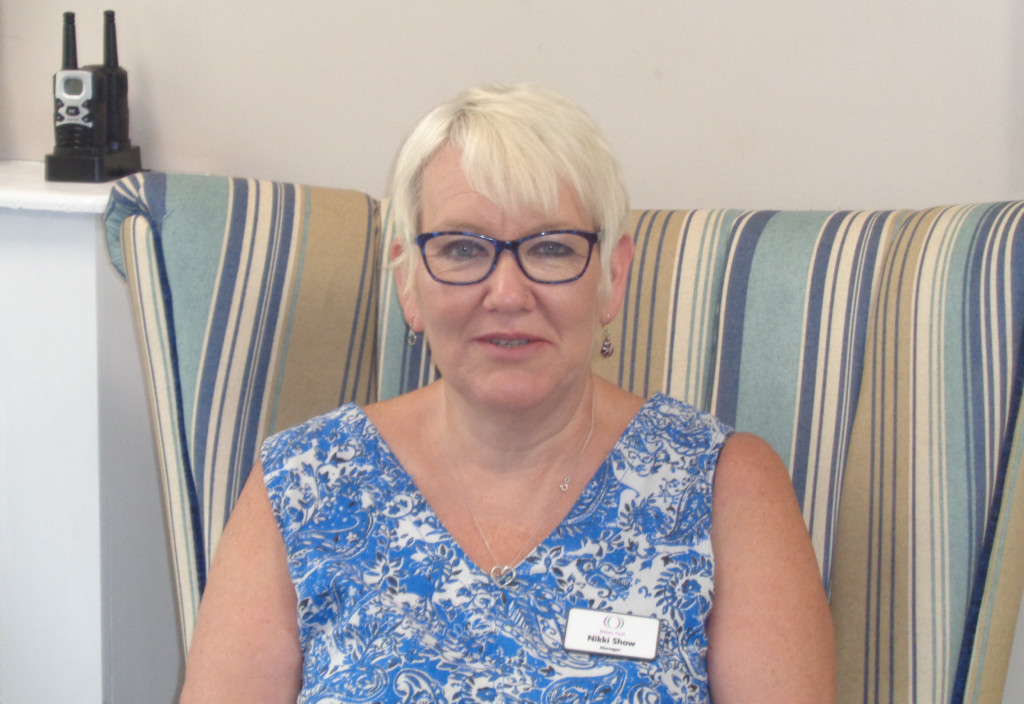 NikkiShaw_manager of Bilney Hall_credit Healthcare Homes