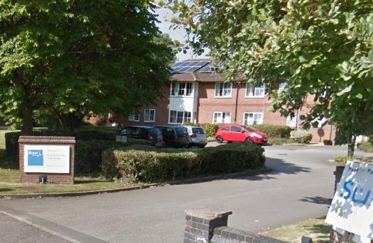 Branston Court