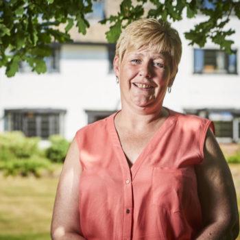 New Redwood House manager Caroline Youlding