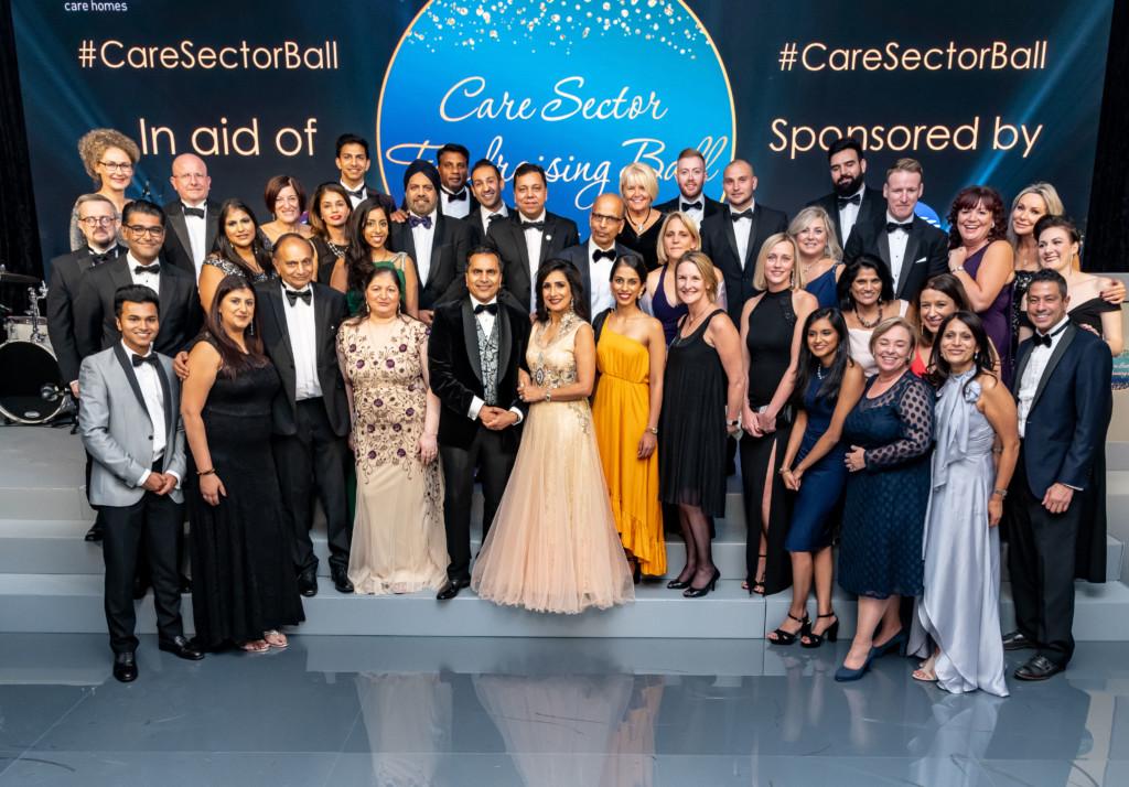 Care Sector Fundraising Ball 2018. Photo credit Simon Finlay Photography.
