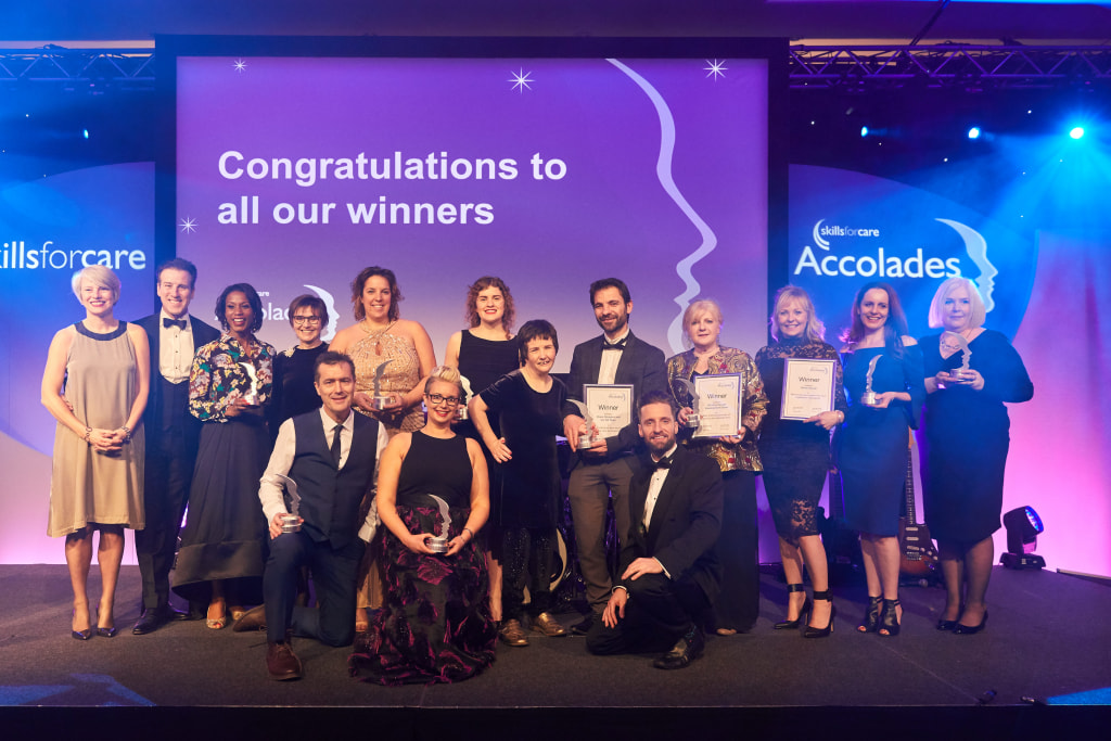 Accolades winners 2019