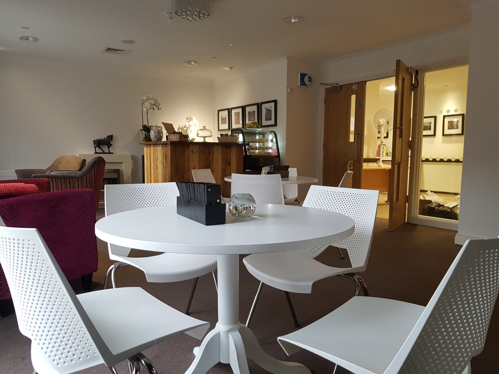 Gracewell of Newbury Coffee Shop 1