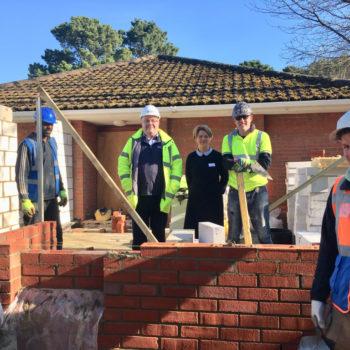 Judith Morgan Worrall David Masters and building team_Haughgate House_1
