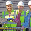 Woodside Care Village – topping out